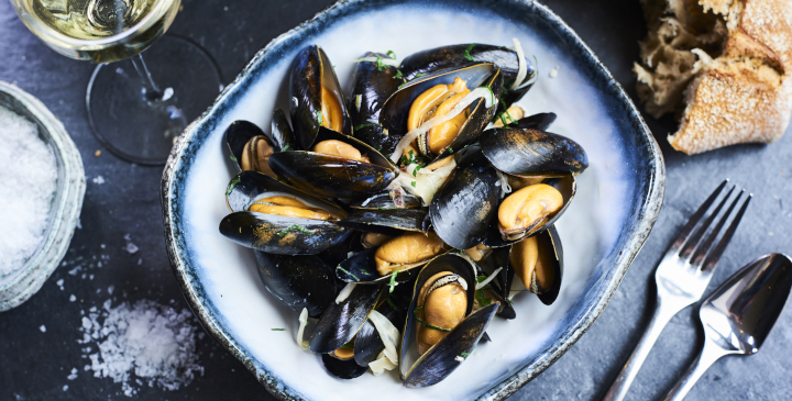 Moules Marini�re