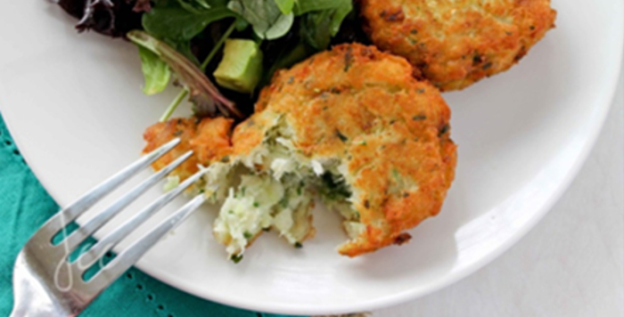 Whiting and Cheddar Fish Cakes